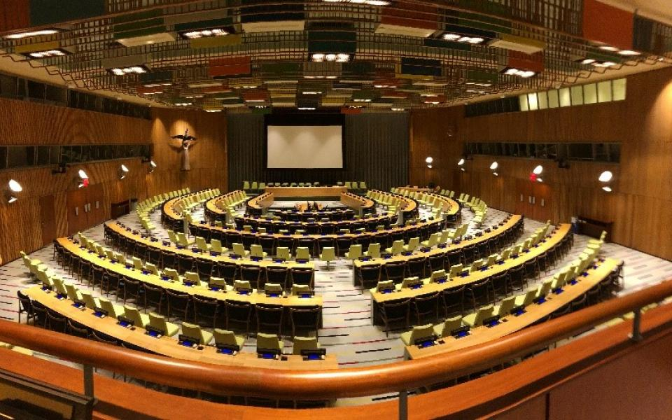 United Nations General Assembly Room