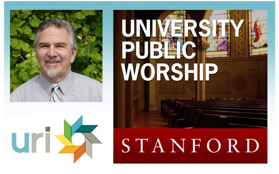 Victor Kazanjian Delivers Sermon at Stanford University