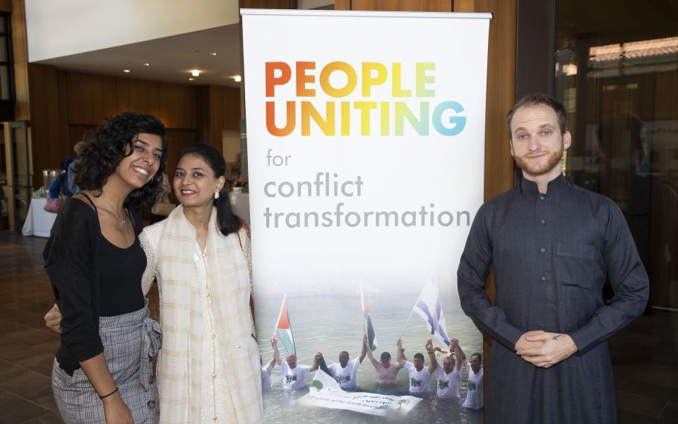Accelerate Peace - youth voices