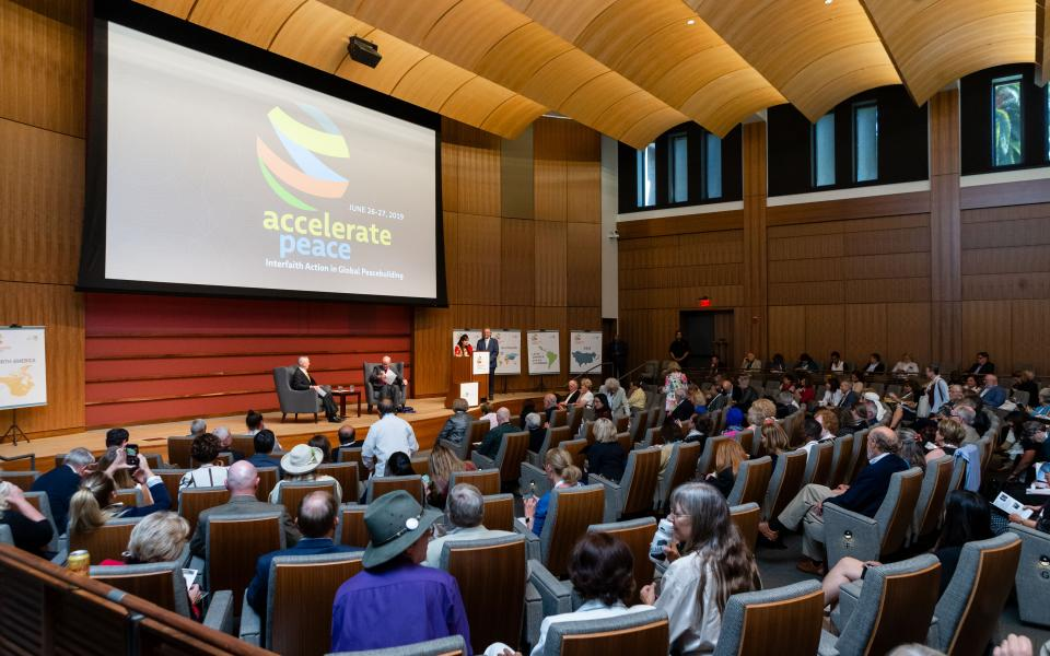 The Accelerate Peace Conference