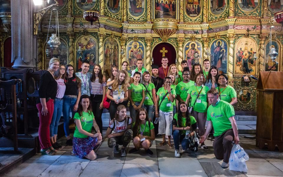 Interfaith Youth Camp Brings Together Teenagers from Bulgaria and the Netherlands