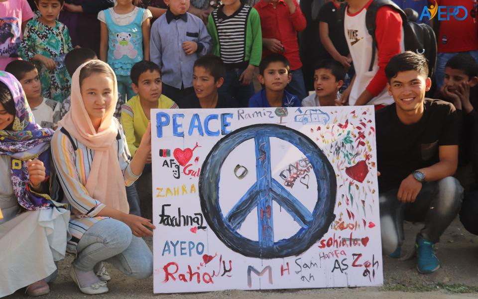 AYEPO celebrates Peace Day 2019
