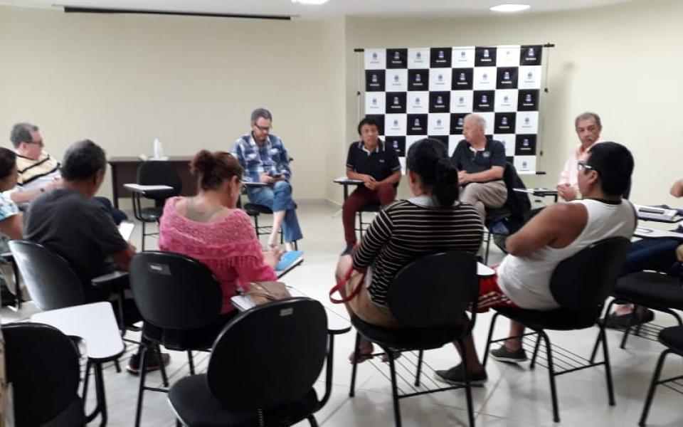 Instituto Ecumênico Fé e Política do Acre - IDP2019 debate