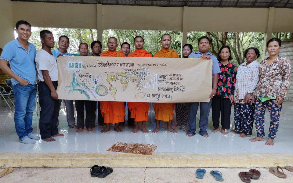 Interfaith Youth Circle of Cambodia celebrates IDP 2019