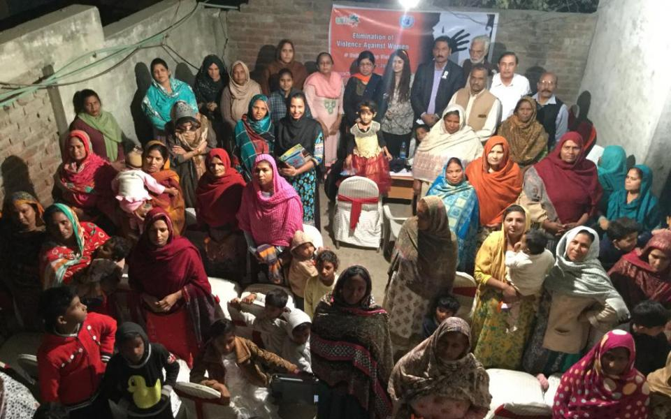 CCs members from Paras Welfare Foundation CC, COPE Pakistan CC, Bhatta Brick Kiln Laborer Welfare Organization CC, WAKE CC, Women and Children Development Program cc and Passion MCC Lahore were present.