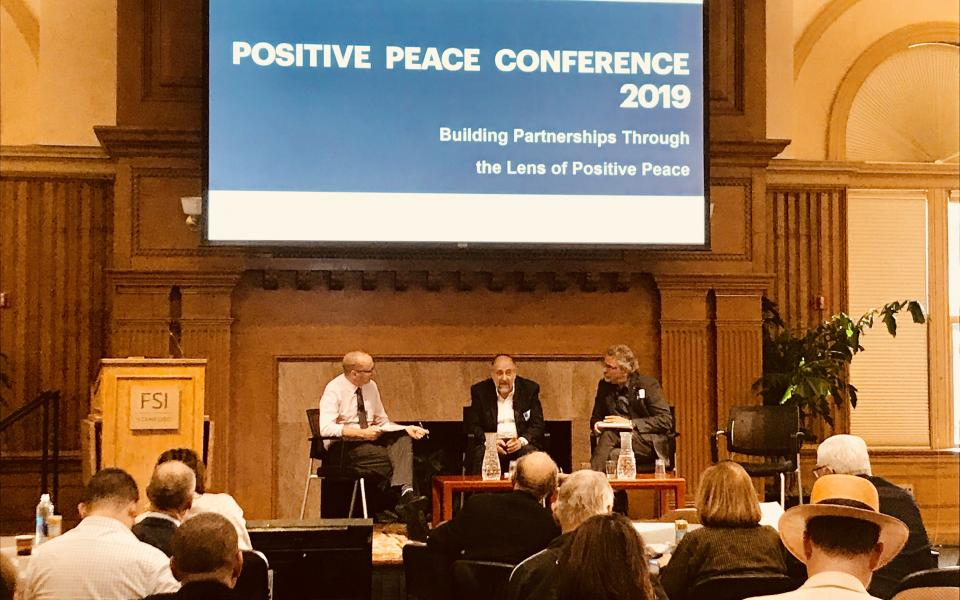 URI IEP Positive Peace Conference