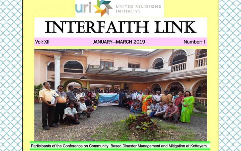 Read the Latest News from URI South India - Interfaith Link