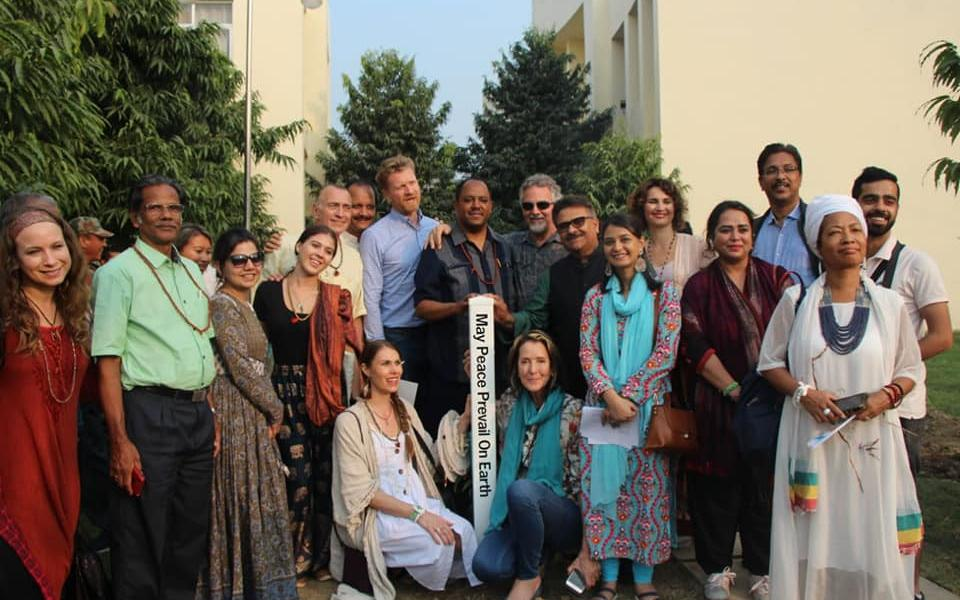 Shanti Sangam: Towards Interreligious Understanding and Global Peace