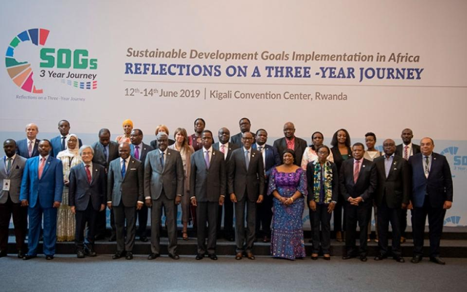 URI Takes Part In SDGs Implementation in Africa – Reflections On a Three Year Journey