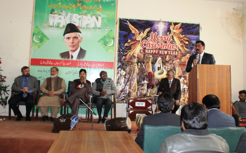 Interfaith Youth Christmas Celebration 2018 in Pakistan