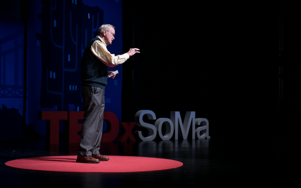 The Weekly Shot: URI Founder Speaks at TEDxSoMa