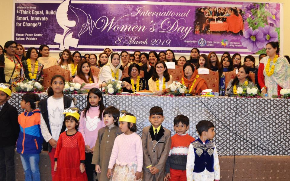URI Pakistan Celebrates International Women's Day 2019