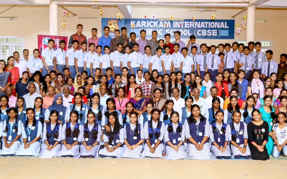 URI Youth Assembly at Karickam International Public School