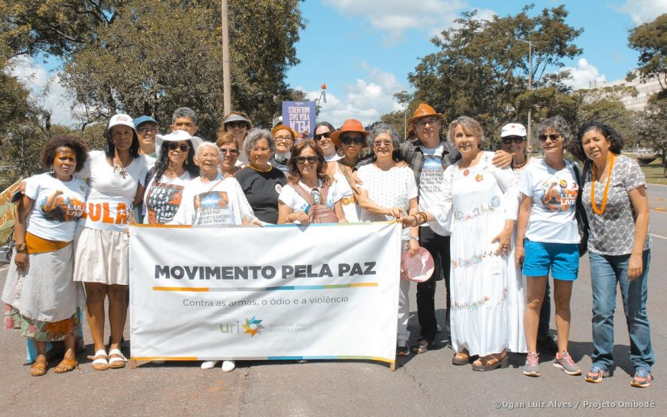 The Weekly Shot: URI Brasilia Peace Movement
