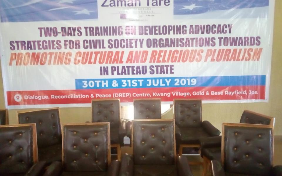 Promoting Cultural and Religious Tolerance