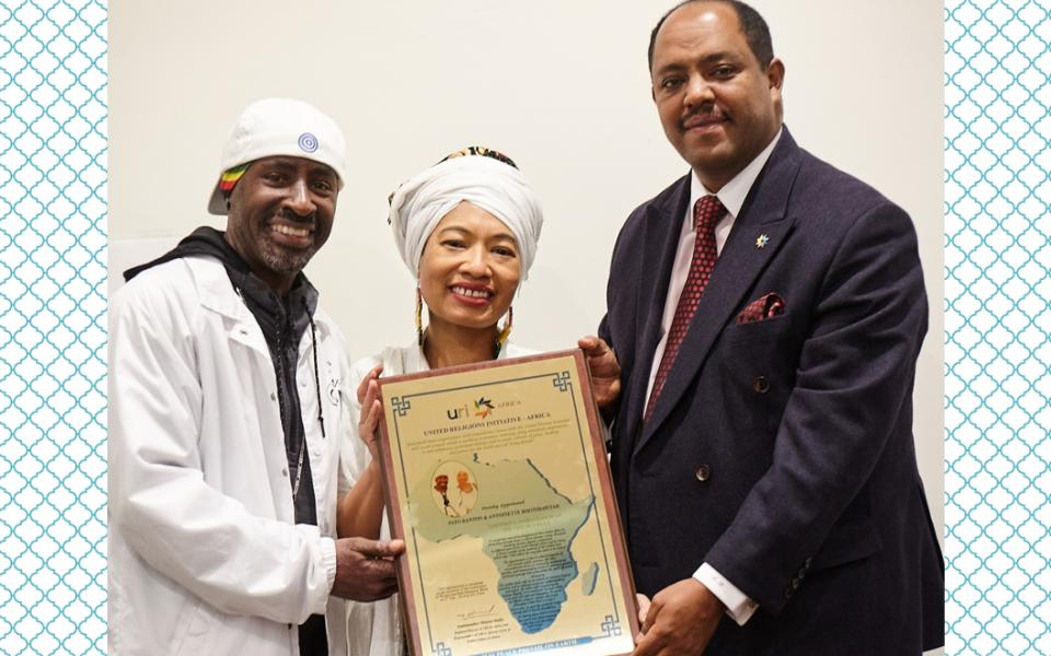 Pato Banton and Antoinette Rootsdawtah Appointed as Goodwill Ambassadors of the Golden Rule