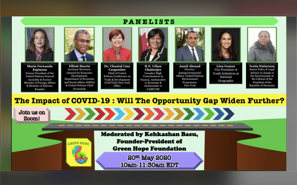Webinar: The Impact of COVID-19 - Will The Opportunity Gap Widen Further?