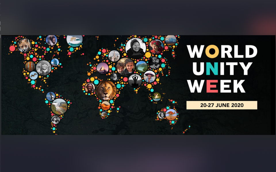 URI Excited to be a Partner in World Unity Week