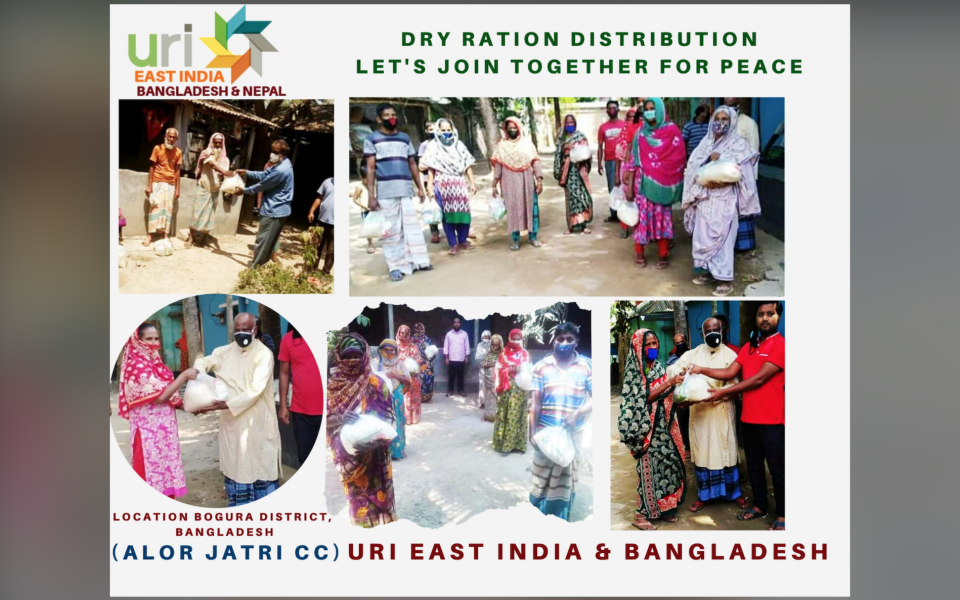Food Distribution in Bangladesh