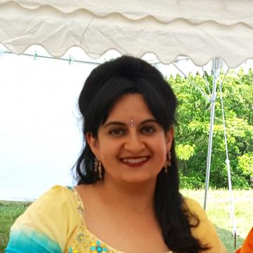 Photo of Kiran Bali